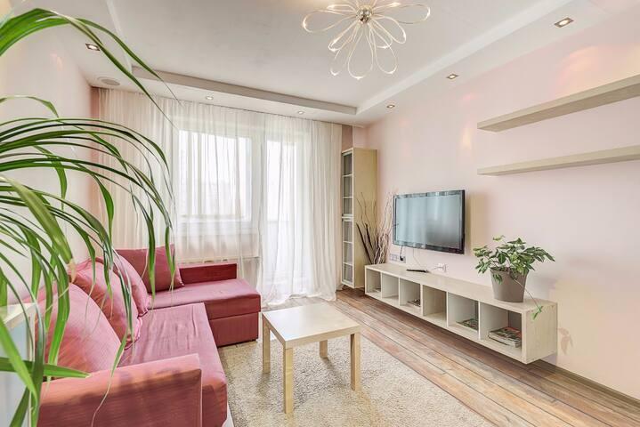 Апартаменты на Варшавском шоссе 122