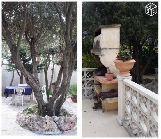 villa 5 places de vacances ou pour votre cure - Frontignan - Villa