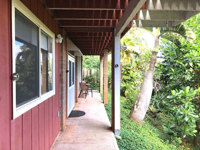 Private Tropical Suite - Permitted by Kauai County