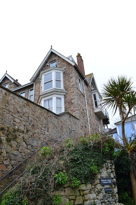 Pednolver Apartments offering the best views in StIves