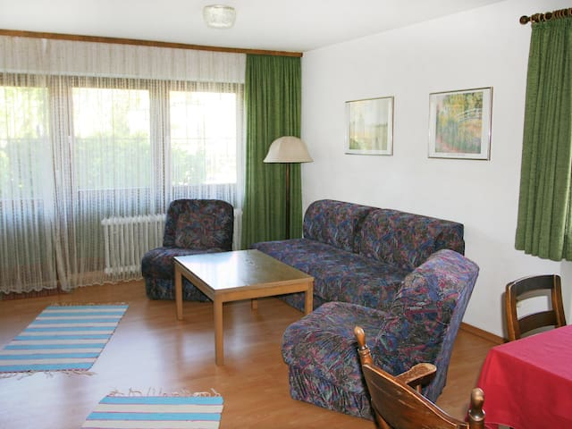 52 m² apartment Alpina in Inzell for 4 persons - Inzell - Lakás