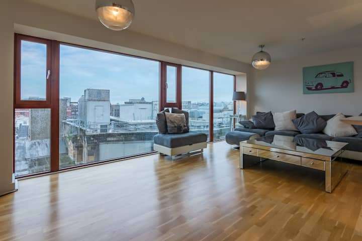 Beautiful Penthouse in Glasgow City Centre