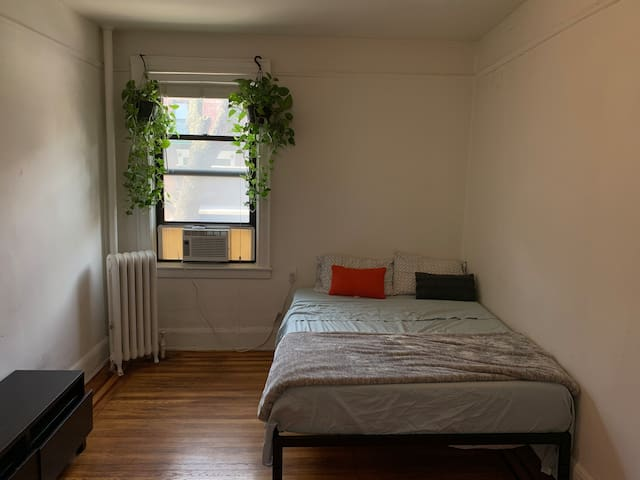 Spacious private room in the heart of Astoria
