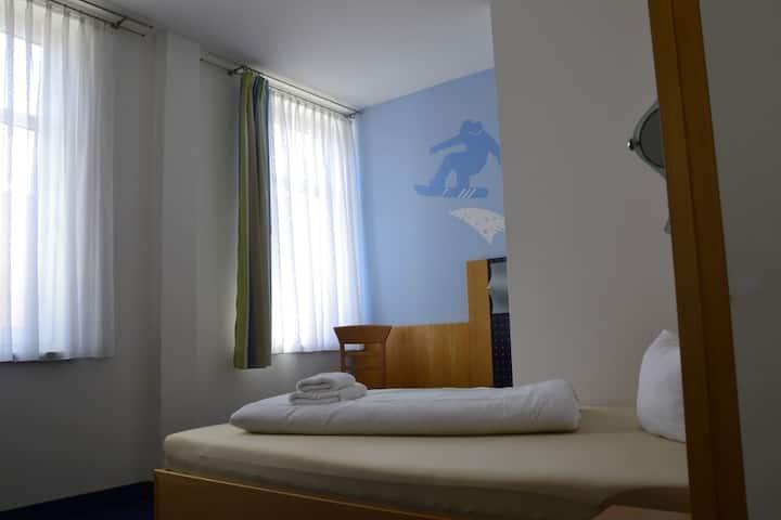 OUTDOOR INN GmbH & Co. KG (Steinach) - LOH05527, Einzelzimmer mit Dusche/WC