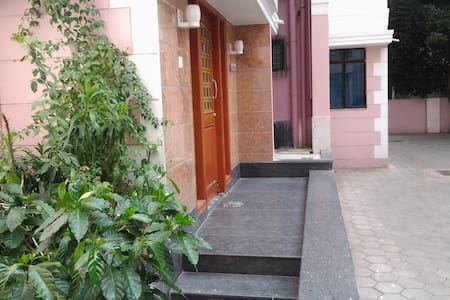 Top Class furnished Apartment - GF - Chennai - Byt