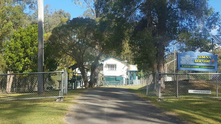 """Jimna Base Camp """"Bush Holiday"""" House"""