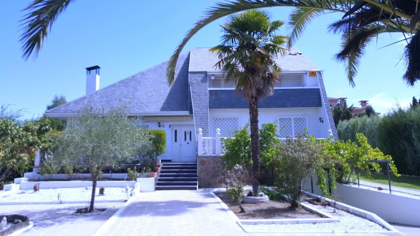 Casa Anaya - Villaluenga de la Sagra - Villa