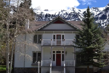 Historic Rooms in Ouray (sleeps 4) - Ouray - 獨棟