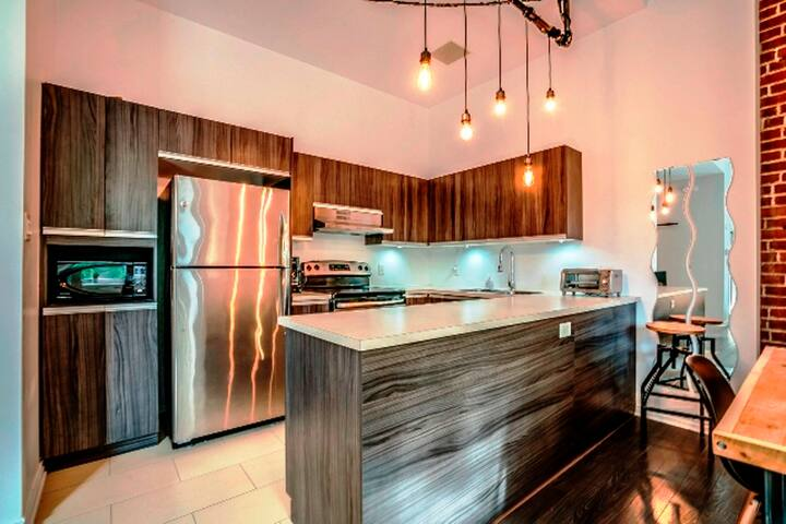 #660 - Amazing Urban Loft in Old Renovated Convent