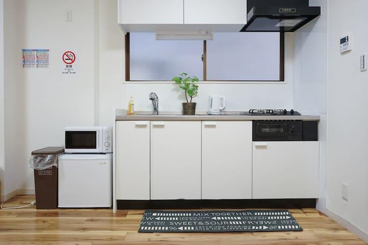 Zaito-Cozy apartment near Tokyo Skytree#201