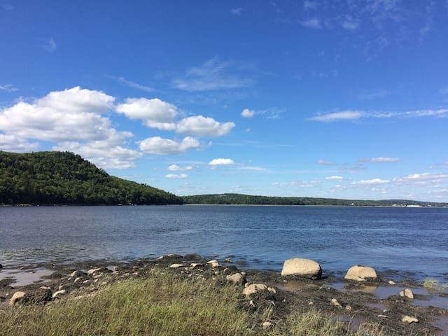 Room with a view - The Penobscot River Ranch House