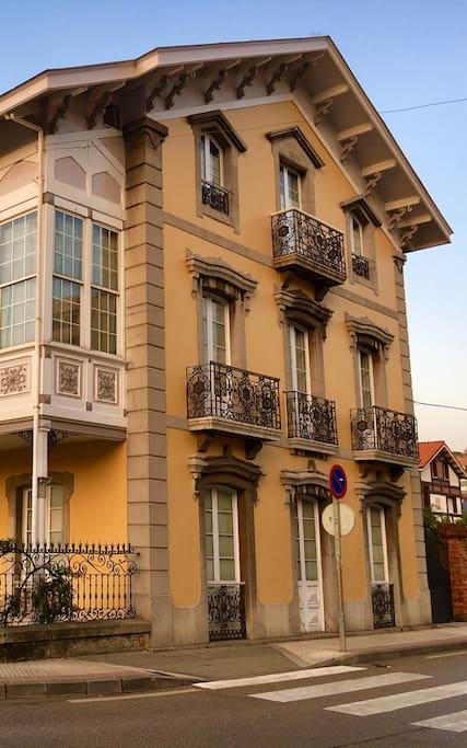 Salinas casa de 1892