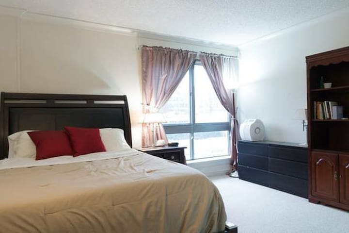 Luxury Suite- Easy Access to Downtown - Washington - Daire
