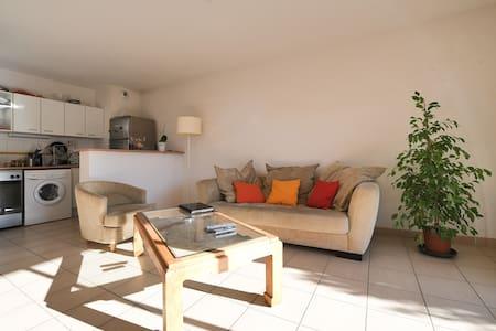 Appartement de 55 m² en rez de jardin au Crès - Le Crès