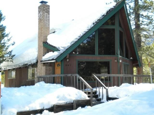 842 Cirugu Pet Friendly Cabin (3 Bedroom House)