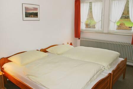 2-room apartment 52 m² Der kleine Dachs in Schmallenberg - Schmallenberg - 公寓