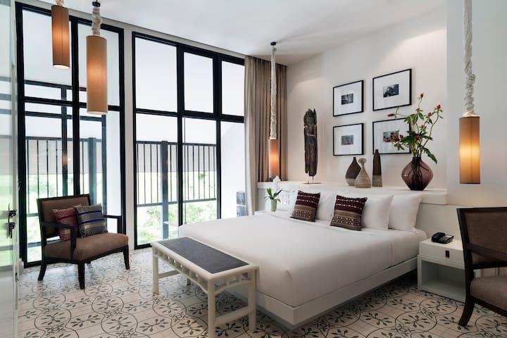 Luxury Duplex Suite at Surin Beach with Breakfast