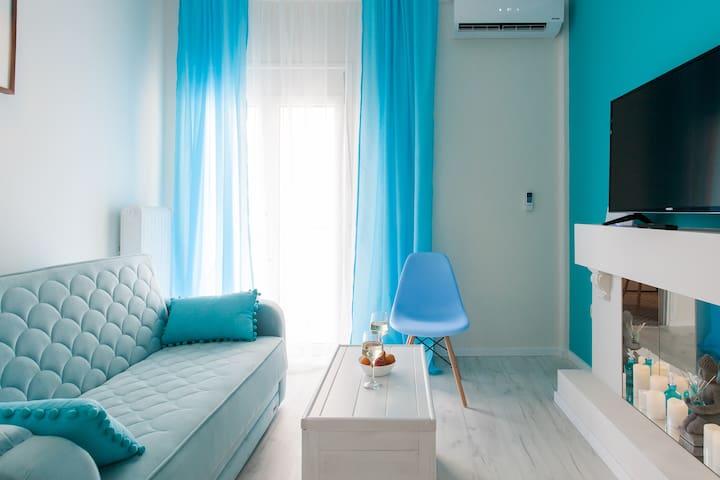 Stylish  new residence near metro Ambelokipi