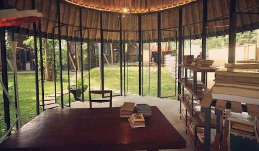Private hideaway villa in Salatiga