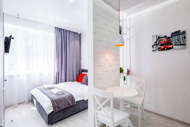 VIP апартаменти на Грекова 8
