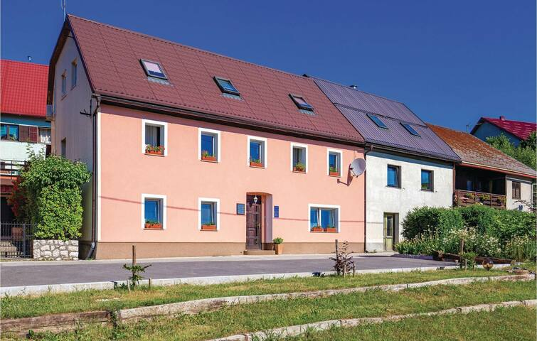 Holiday apartment with 2 bedrooms on 49 m² in Fuzine