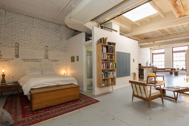 Old Market Loft - Omaha - Apartment