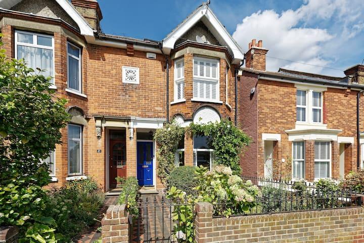 Victorian home in Faversham