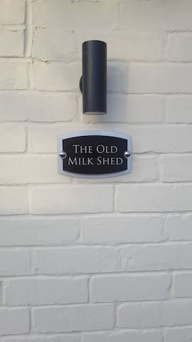 The Old Milk Shed