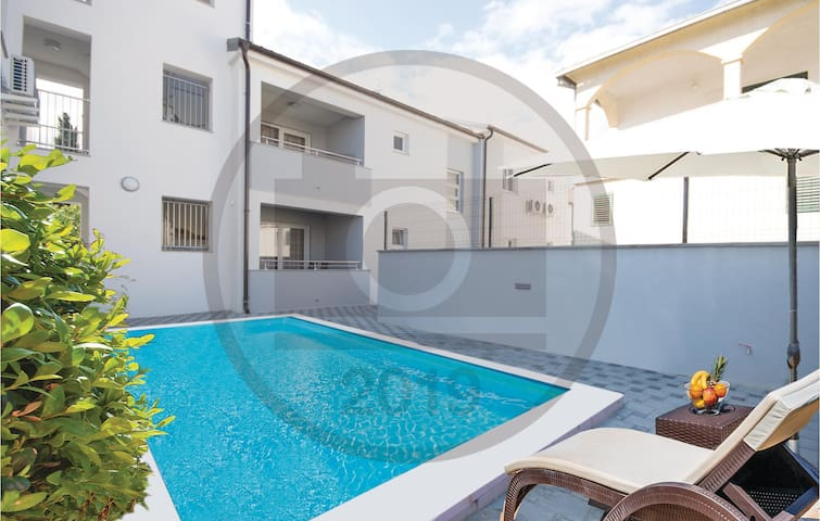 Holiday apartment with 1 room on 29m² in Biograd na Moru