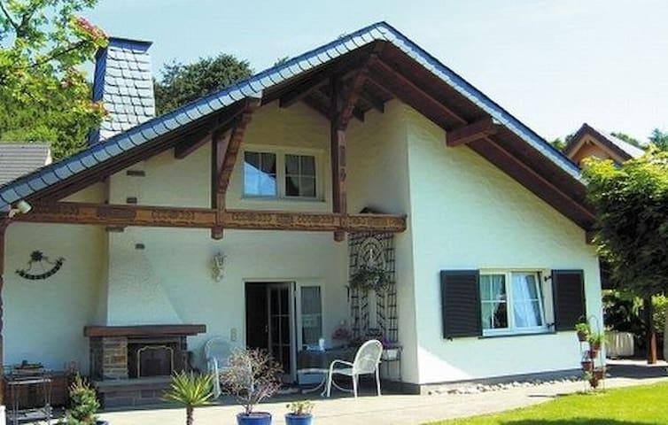 Ferienhaus Eifelpanorama, herrliche Lage, WIFI