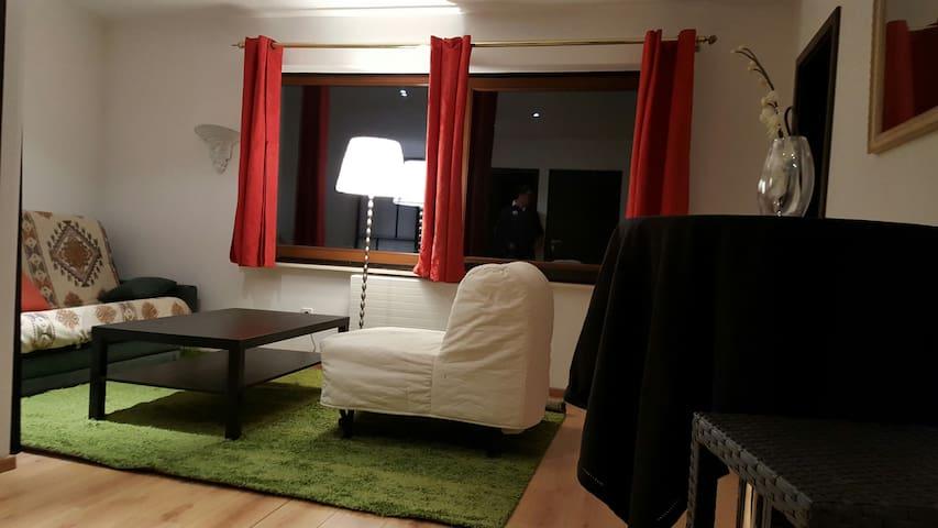 Appartement avec vue imprenable - Senningerberg