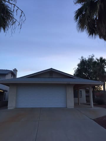 Great Home On Chaparral Golf Course - Bullhead City - Ev