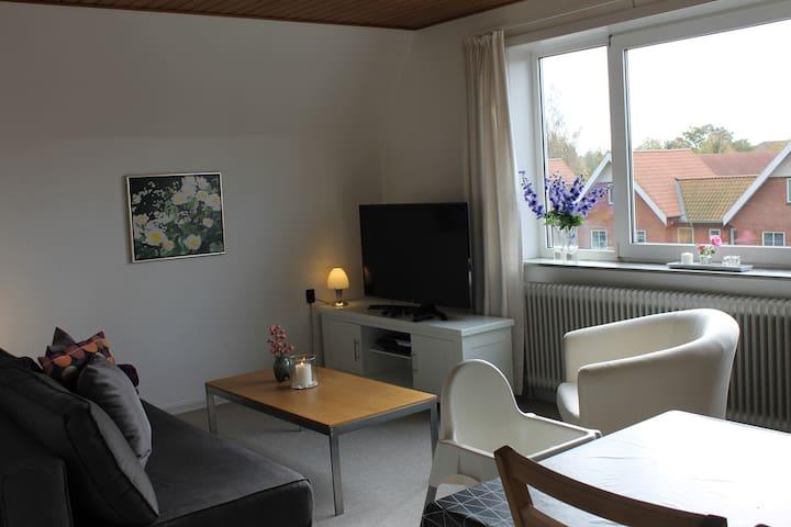 3 værelses lejlighed centralt i Sønderborg