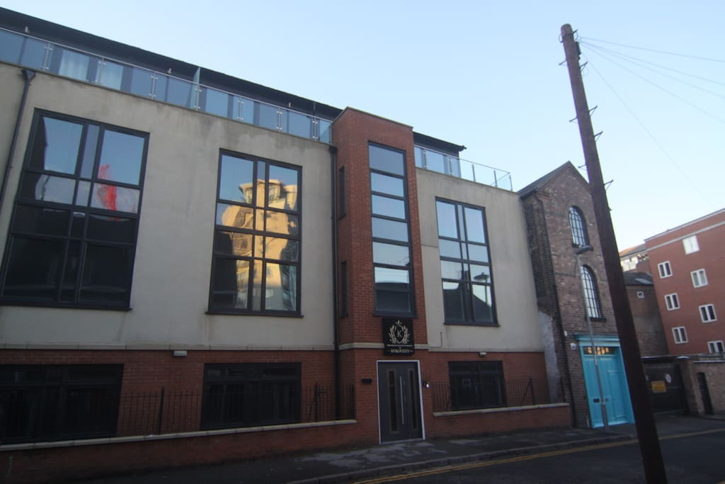 Brightmoor Serviced Apartments