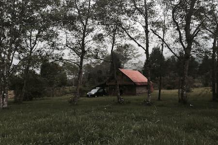 Cabaña en zona montañosa clima fres - Bajos del Toro - Casa