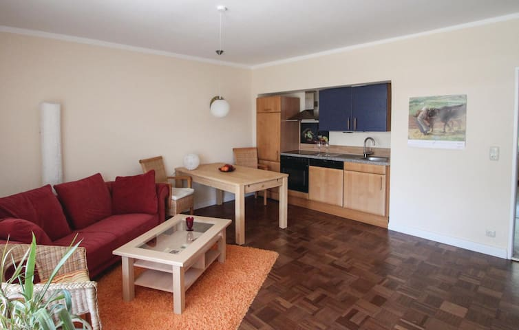 Nice home in Bad Pyrmont with WiFi and 1 Bedrooms