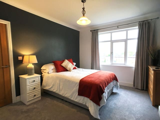 Welcoming & relaxing home - Stoke-on-Trent - Haus