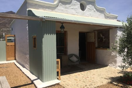 Stone Cottage on Olive Stone Farm - Montagu