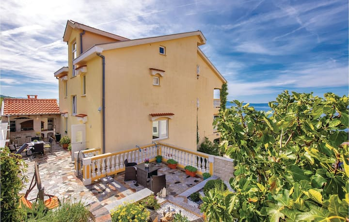 Nice home in Crikvenica with WiFi and 0 Bedrooms