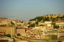 Bright City View
