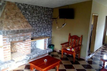Cabaña 2 Con rampa de acceso
