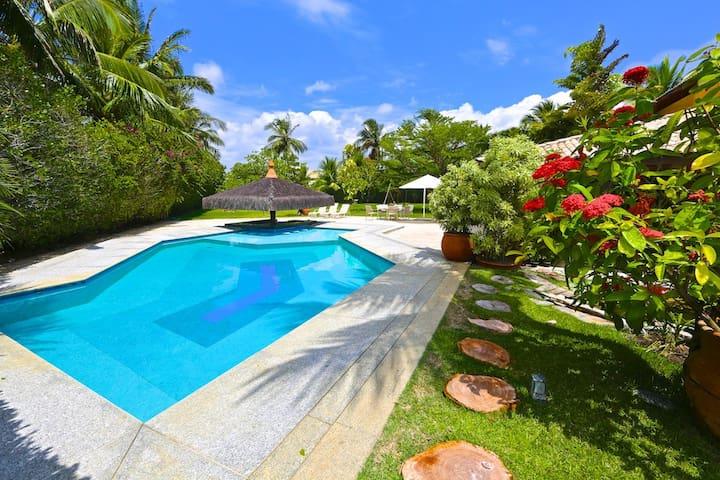Luxury Home in Busca Vida Resort - Camaçari - Huis