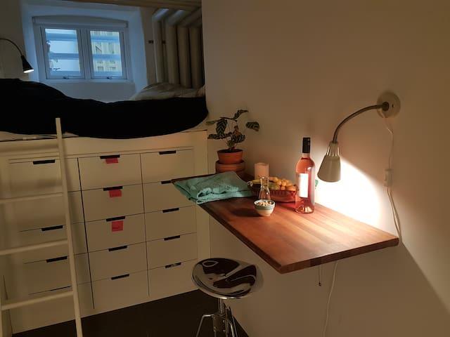 Privat værelse (2) i hjertet af København