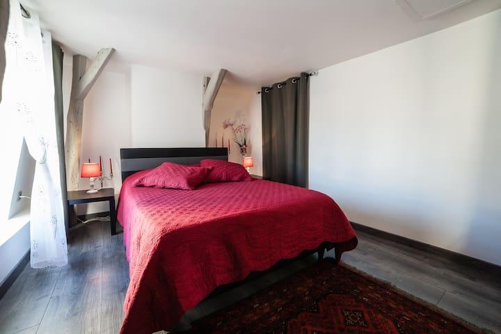 Chambre d'Hôtes Carpe Diem chez Alisa & Daniel. - Sarlat-la-Canéda - Bed & Breakfast
