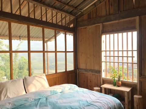 The Little Village - Hmong Attic Room