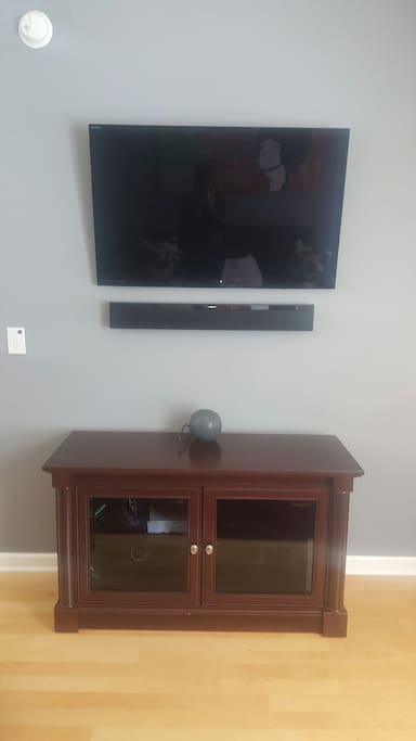 50 in tv with surround sound