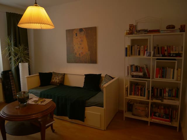 Cozy and spacious apartment in Ehrenfeld