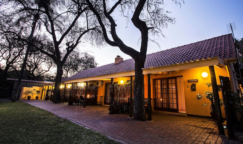 Sunbird Lodge, Guest house close to Kruger Park - Phalaborwa - Pension