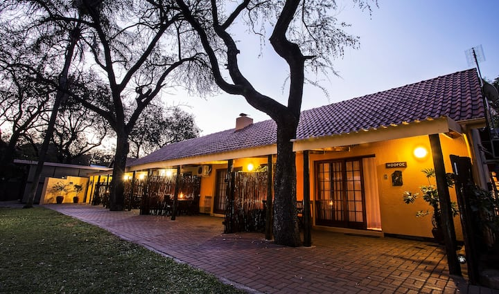 Sunbird Lodge, Guest house close to Kruger Park