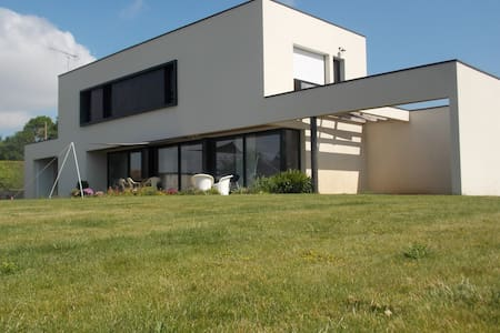 Maison familiale proche Tréguier - Trédarzec - Huis